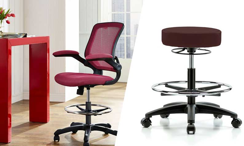 Best Drafting Chairs and Stools Review