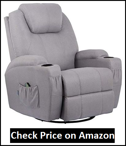 Esright Best Massage Recliner Chair