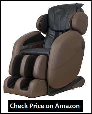Kahuna Message Chair lm6800 with 180 Degree Reclining