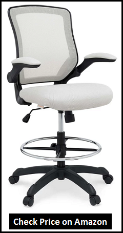 Modway Veer Drafting Chair