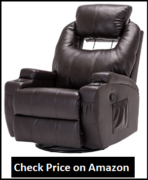 SUNCOO Massage Recliner