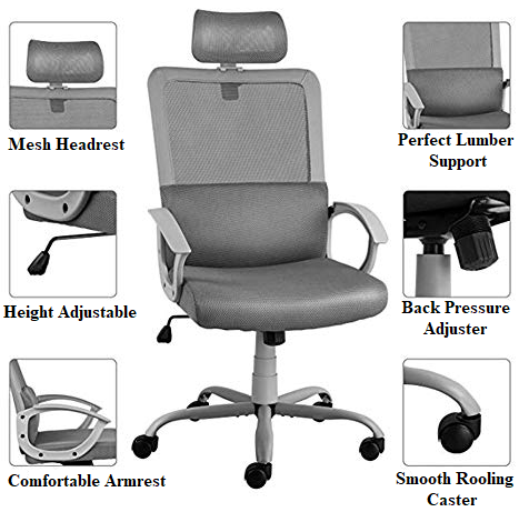 Specifications - chair for herniated disc