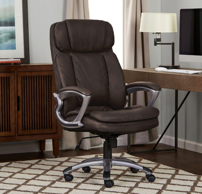 Best Serta executive chair review