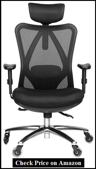 Medical chair for back surgery recovery