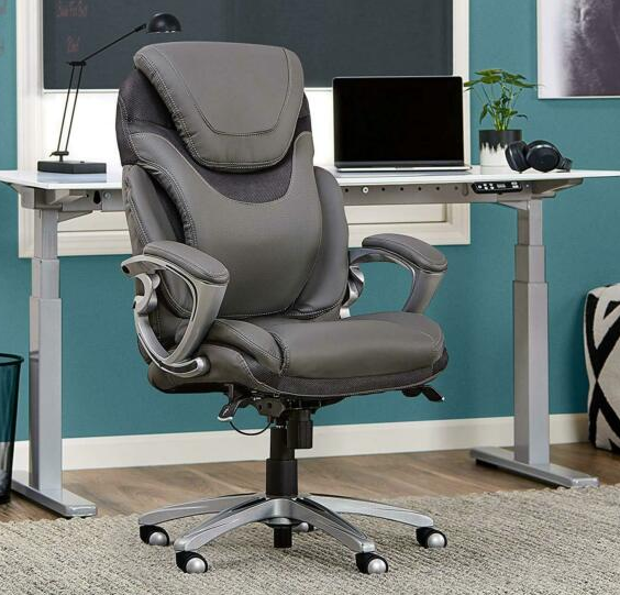 Serta Executive Office Chairs Review