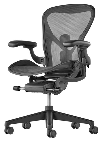 classic office chair by Herman Miller