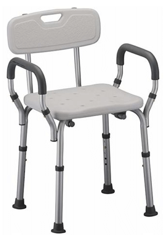 Armchair for Back surgery patient showering