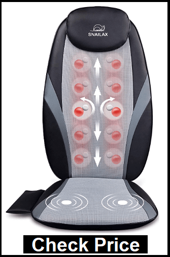 Brookstone Massage Cushion - Back Massager