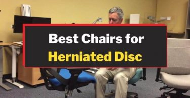 Best Chairs For Herniated Disc