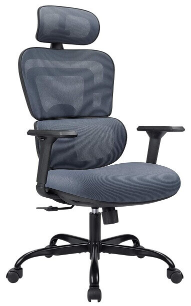 High-back Home Ergonomic Office Chair