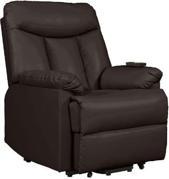 Rocking Recliner for Spinal Support