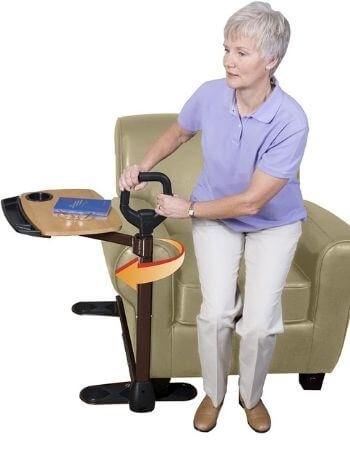 Able Life Tray Table for Elderly