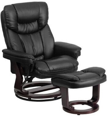Flash Furniture BT-7821-BK-GG Recliner