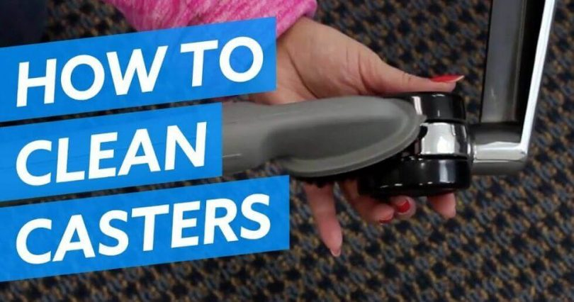 How To Clean Office Chair Wheels
