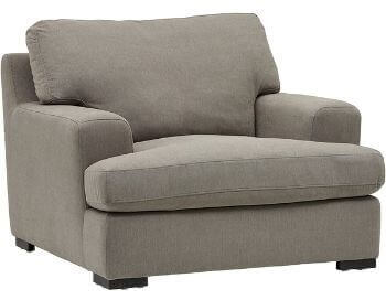 Stone & Beam Lauren Accent Armchair for TV lounge
