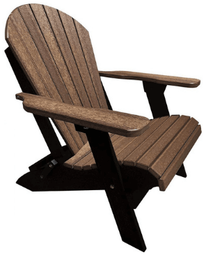Dura Weather Poly Classic Adirondack Chair