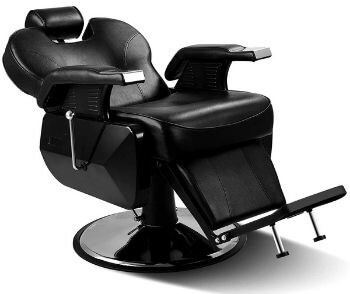 All-Purpose Hydraulic Recline Barber Chair for Microblading
