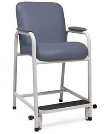 Ergonomic Hip Chair with footrest