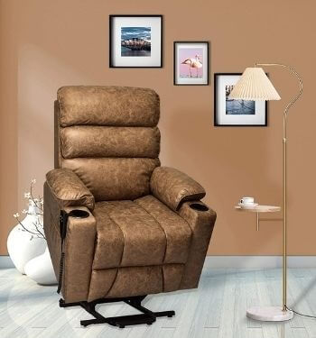 Maxxprime Recliner with Heat and Massage