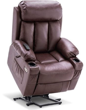 Mcombo Large Electric Power Lift Recliner