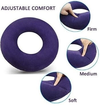 Portable Inflatable Seat Pillow 15 - Best Cushion