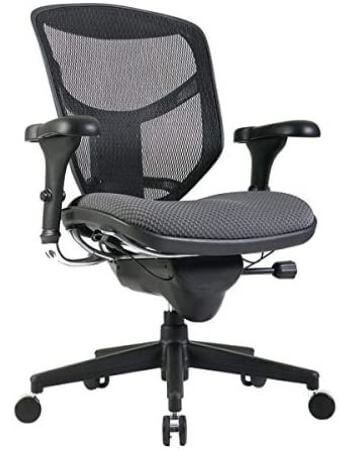 WorkPro Quantum Mid-Back Chair