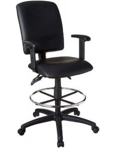 Boss Office Multi-Function Drafting Chair