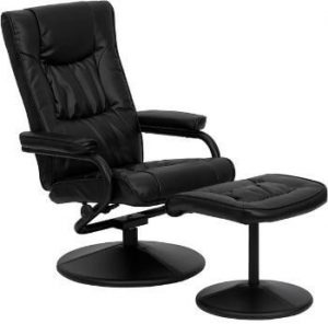 Flash Furniture chairwith Footrest
